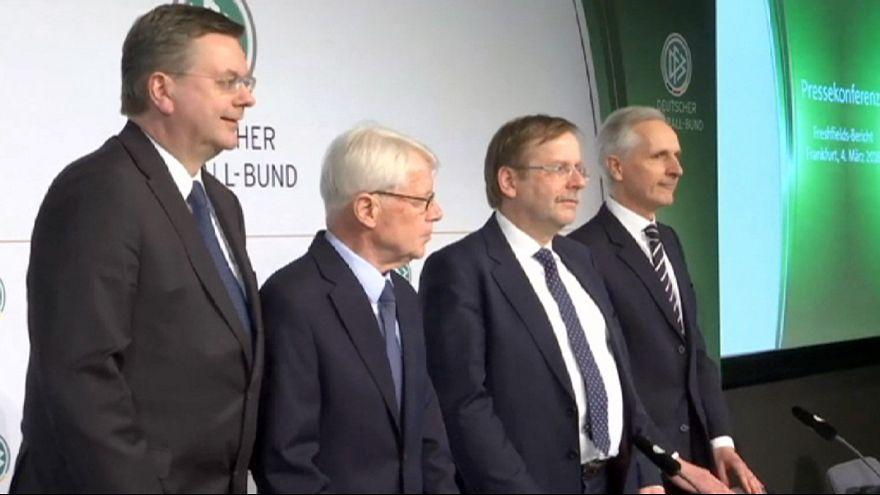 «اصل پرداخت رشوه در جریان میزبانی آلمان در جام جهانی منتفی نیست»