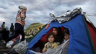 Demonstrative Einigkeit: EU und Türkei verhandeln über Migranten