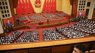China trotzt wenig rosigen Aussichten - auch mit Propagandafilmchen