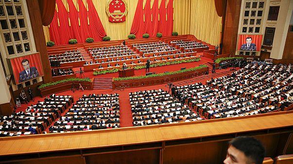 Çin Ulusal Halk Kongresi yıllık toplantısı ekonomi gündemiyle başladı