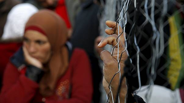 Crise migratoire : un gouverneur grec demande l'Etat d'urgence sanitaire