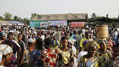 Logistics issues may mar Benin's presidential election