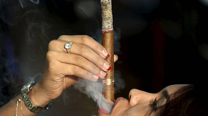 Cuba celebrates its cigars in annual Habanos Festival