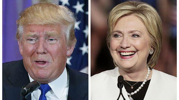 Субботние праймериз и кокусы в США: лидируют Трамп и Клинтон