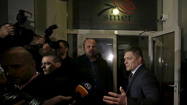Slovakya'da sandıktan koalisyon çıktı