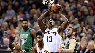 ليبرون جيمس يصبح افضل مسجل في تاريخ دوري الولايات المتحدة لكرة السلة