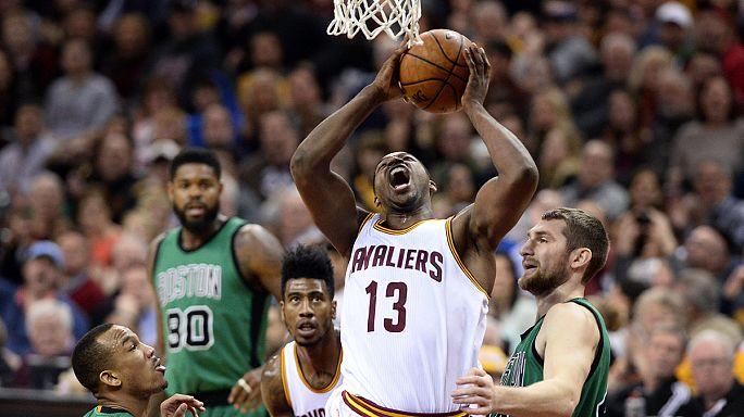A Cavalier megverte a Celtics-et, James lehagyta Duncant