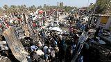 Irak: Dutzende Tote bei Selbstmordanschlag