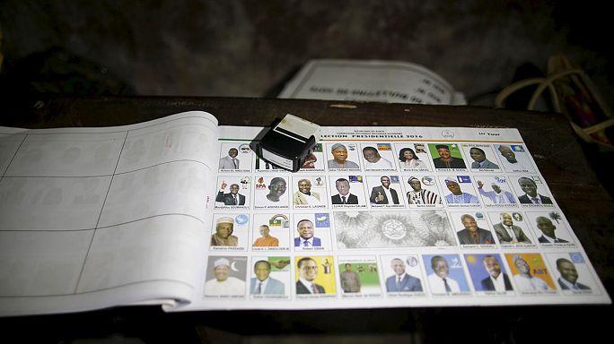 Benin'de devlet başkanlığı seçimleri