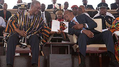 Le Ghana a célébré ses 59 ans d'indépendance, avec en toile de fond la question du terrorisme