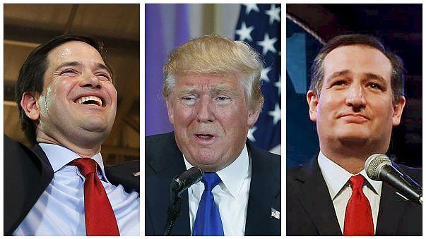"""Trump pide a Rubio que """"abandone"""""""