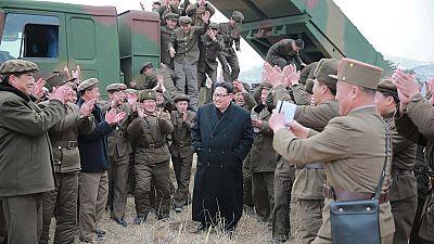 Corée du Nord : les États-Unis seront responsables en cas de guerre