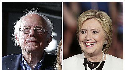 US-Vorwahlen: Clintons Durchmarsch kommt ins Stocken