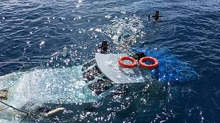 Egész családok vesztek oda az Égei-tengeren