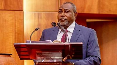 President Buhari Mourns Late Labour Minister, James Ocholi's Death