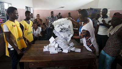 Benin Decides: Polls close, counting underway