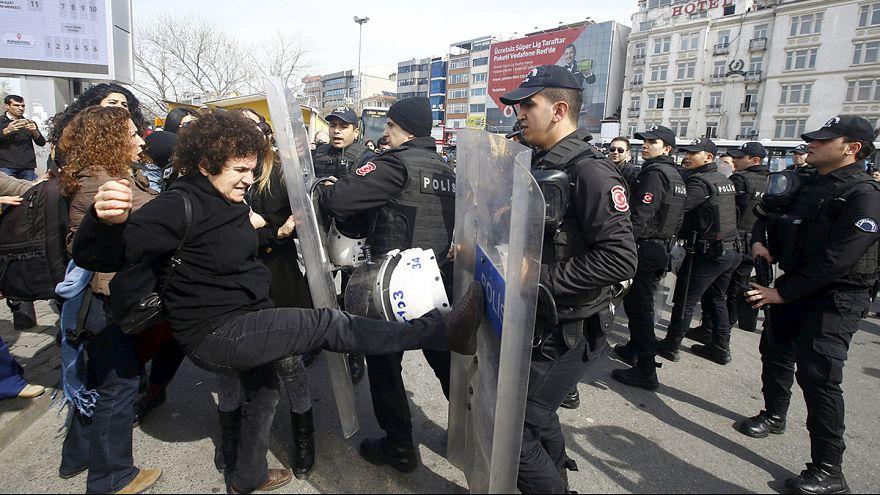 Diritti delle donne calpestati in Turchia a due giorni dall'8 marzo