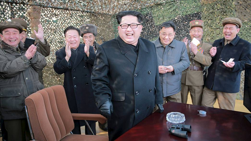 """North Korea threatens """"indiscriminate pre-emptive"""" nuclear strikes against US and South Korea"""