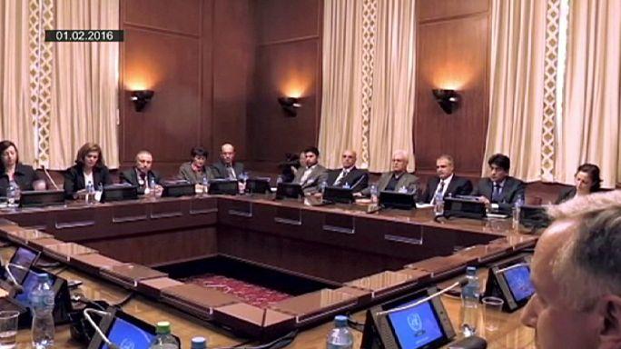 Межсирийские мирные переговоры могут возобновиться в пятницу