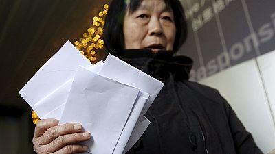 Familiares de desaparecidos en el vuelo MH370 de Malaysia Airlines denuncian a la compañía aérea