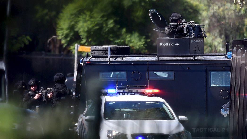 Zwei Tote bei Geiseldrama in Sydney
