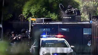 مرد مسلح سیدنی، در محاصره پلیس خودکشی کرد