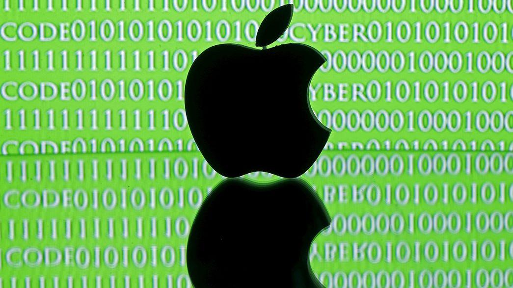 Computadores Mac da Apple alvo de sequestro