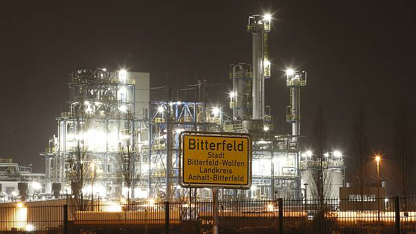Германия: объем заказов для промышленности падает