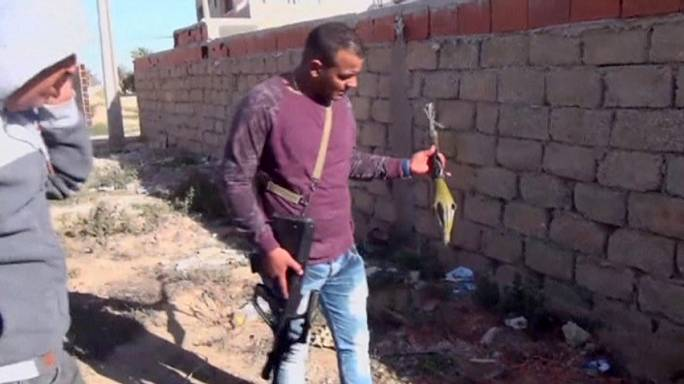 'Militants' attack Tunisian border town of Ben Guerdan
