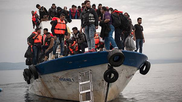 Abreise aus der Türkei: Wie die Menschenhändler in der Türkei Migranten auf den Weg bringen