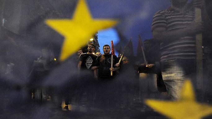 """Программа """"Network"""" закрывается... разговором о судьбе ЕС"""