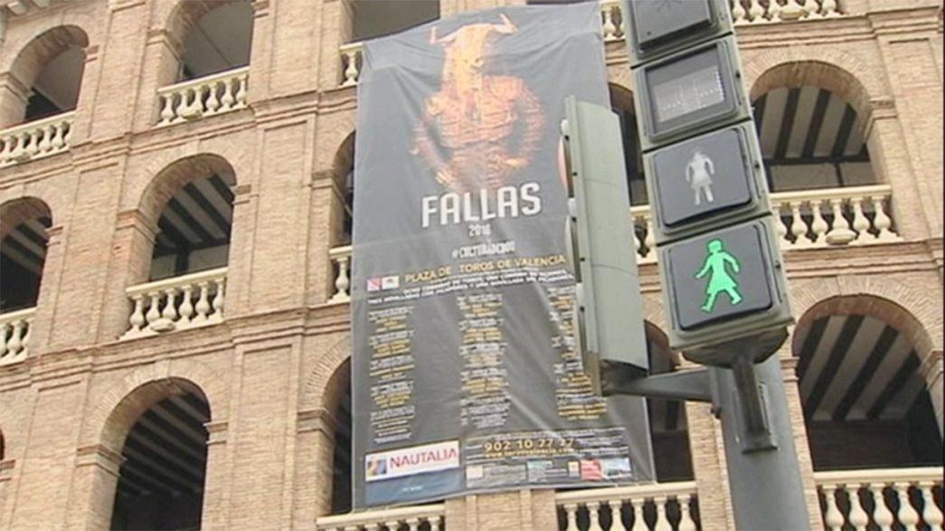 Spagna, la parità di genere approda sui semafori