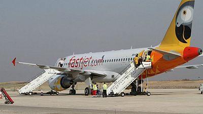 La compagnie Fastjet traverse une zone de turbulences