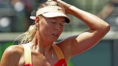 Dopage : suspension provisoire pour Maria Sharapova