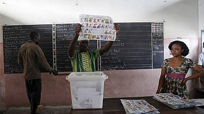 Benin's presidential election results expected to trickle in on Tuesday