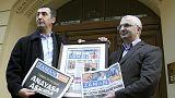 Turquia: Governo assume controlo de agência de notícias do grupo Zaman
