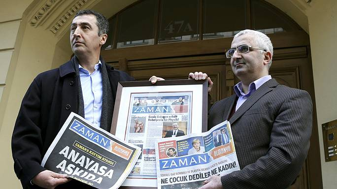 Les éditions allemande et française de Zaman refusent de suivre la ligne éditoriale d'Ankara