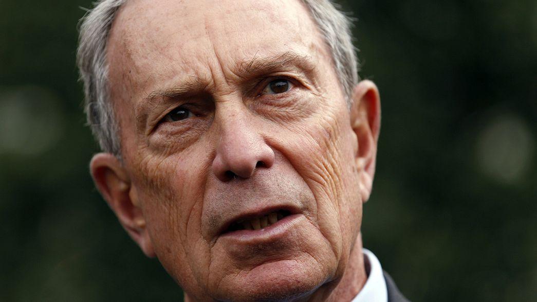 Michael Bloomberg steigt nicht in das US-Präsidentschaftsrennen ein