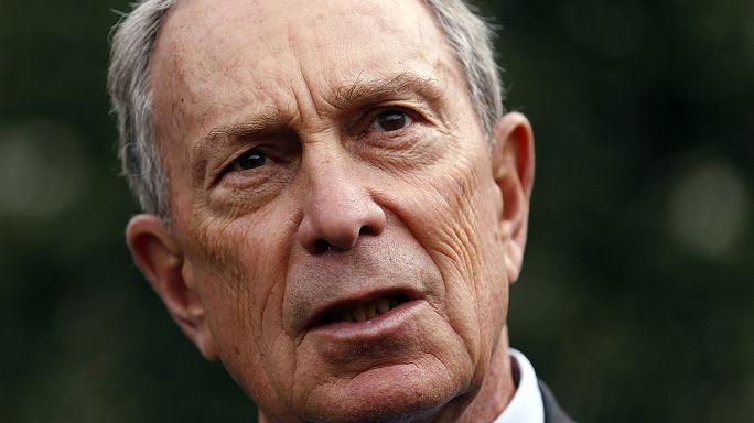 ABD başkanlık yarışında Bloomberg yok