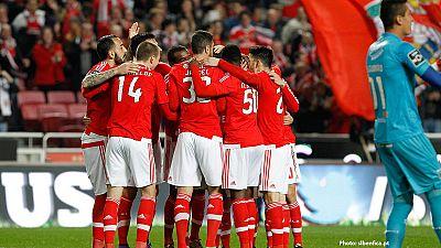 Liga Portuguesa, J25: Fim de semana em tons de vermelho