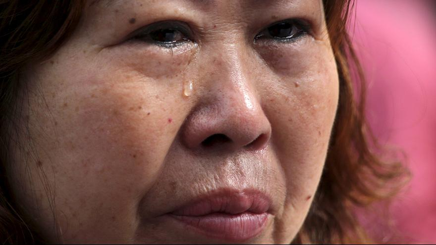 Silence and demonstrations mark second MH370 anniversary
