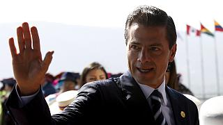 """الرئيس المكسيكي يشبه تصريحات ترامب """"الحادة"""" بخطاب هتلر"""