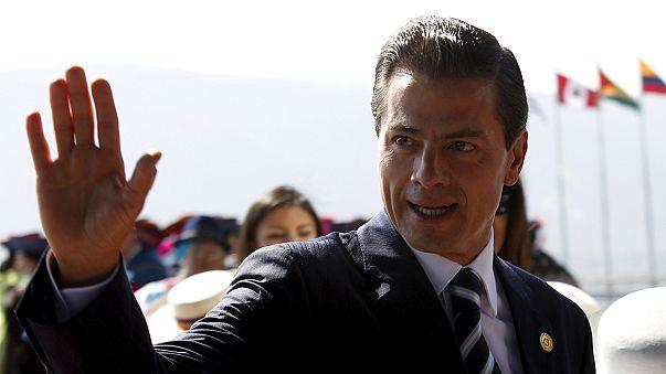 Mexikos Präsident Nieto vergleicht Trump mit Hitler und Mussolini