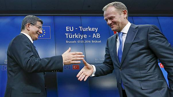 EU leaders 'turning a blind eye' to Turkey's press crackdown