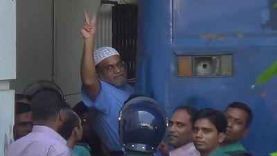 El Supremo bangladesí confirma la pena de muerte al líder islamista Mir Quasem Alí