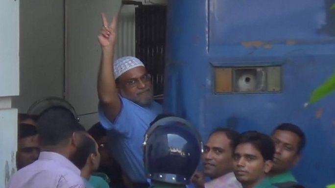 Halálra ítéltek egy iszlamista politikust Bangladesben