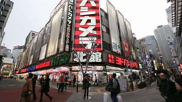 Japan's economy still anaemic though Q4 contraction less than first estimated