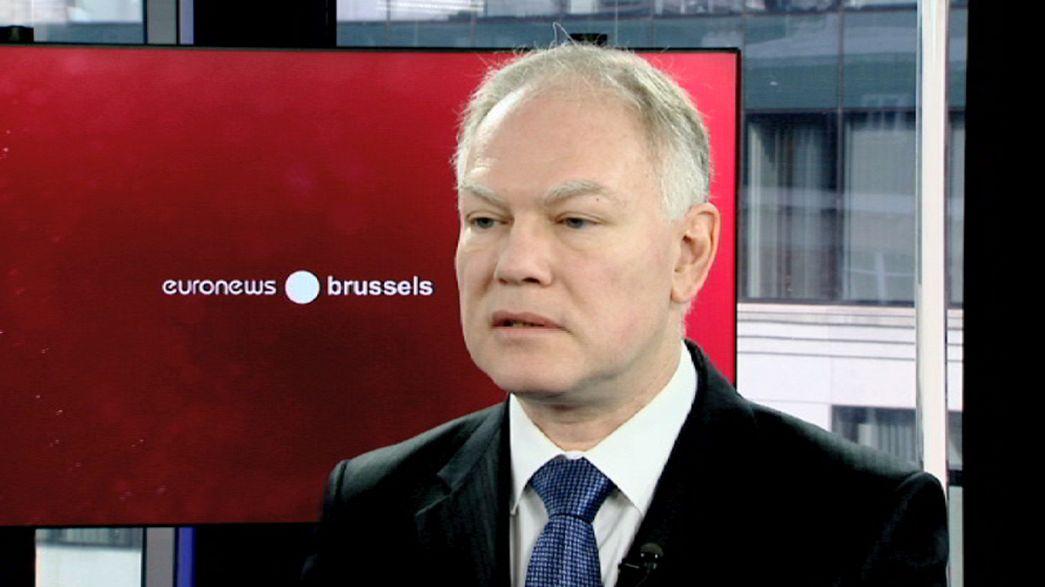 Посол Турции в ЕС разъясняет сделку по беженцам