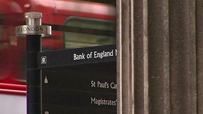 """Banco de Inglaterra alerta para os riscos do """"Brexit"""""""