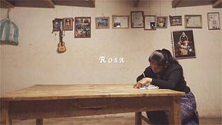 Rosa overcomes her past to follow her dreams